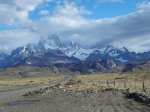 .. the road to el chaltén